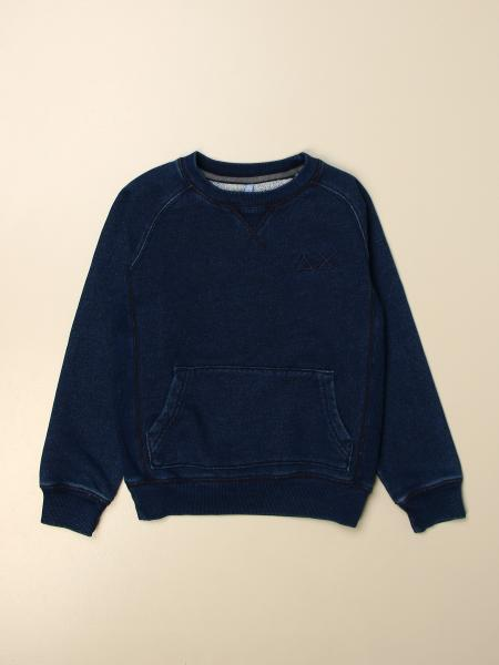 Sun 68: Sun 68 crewneck sweatshirt in cotton