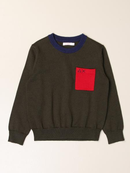 Sun 68: Sun 68 crewneck sweater with logo