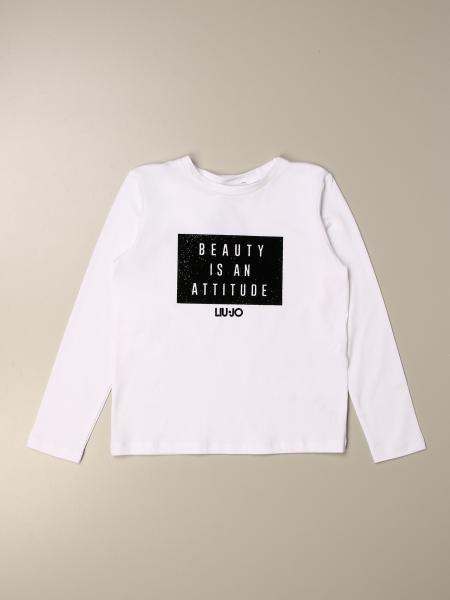 Liu Jo kids: Liu Jo T-shirt with writing