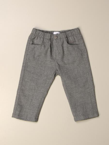 Pantalone casual Il Gufo con tasche bull