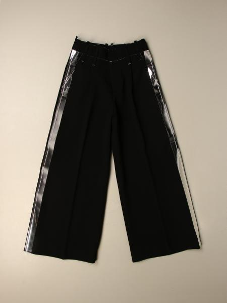 Pantalone Diesel con bande stampate