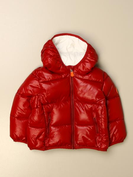 Save The Duck nylon jacket with hood