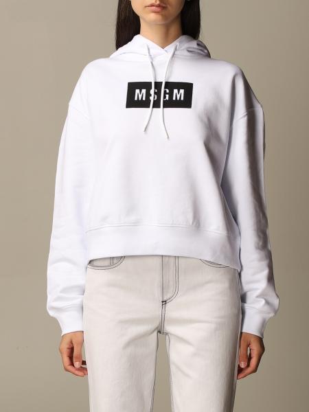 Sweatshirt women Msgm