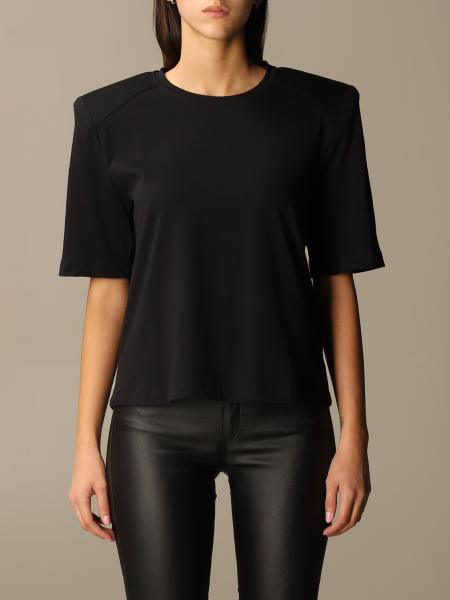 Federica Tosi T-shirt with padded shoulder straps