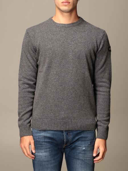 Paul & Shark: Paul & Shark basic crewneck sweater