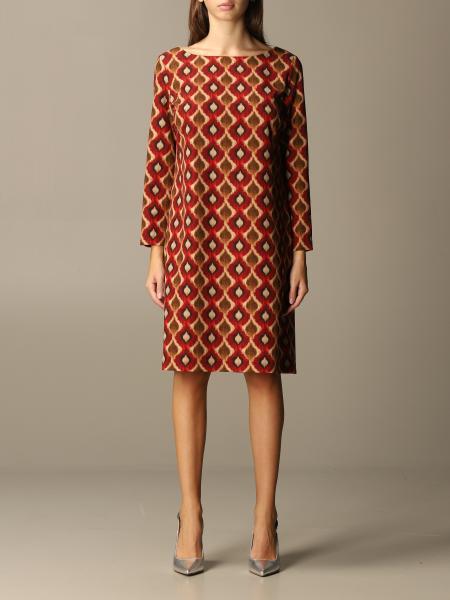 Kleid damen Maliparmi