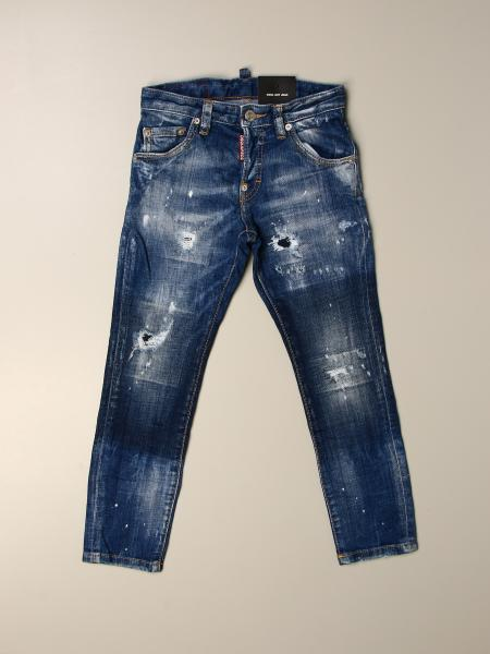 Pants kids Dsquared2 Junior