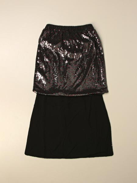 Sequined skirt N ° 21 with tail