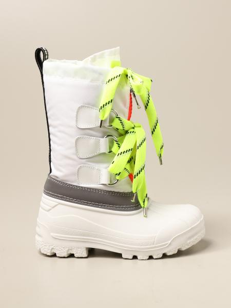 Dsquared2 Junior snow boot in technical fabric and rubber