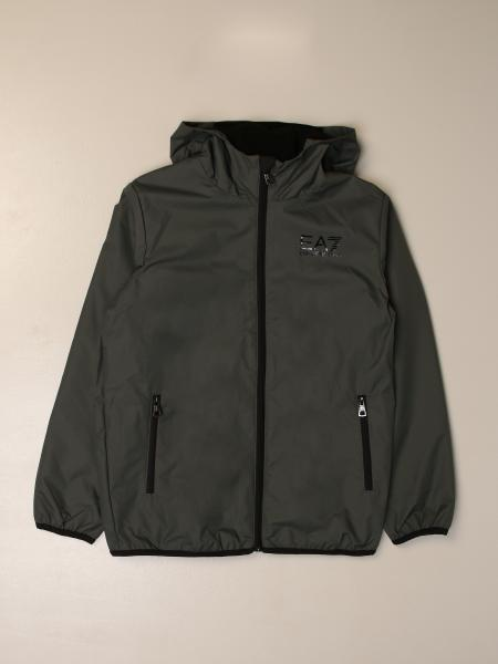Sports jacket with zip Emporio Armani