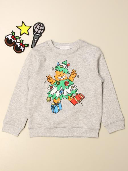 Stella McCartney sweatshirt with removable patches