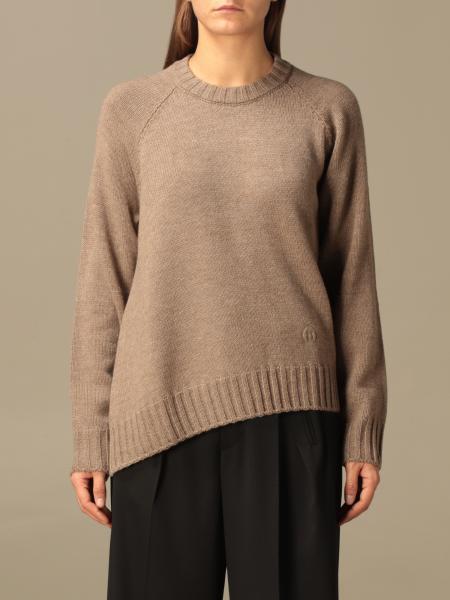 Maison Margiela: Mm6 Maison Margiela crew neck sweater