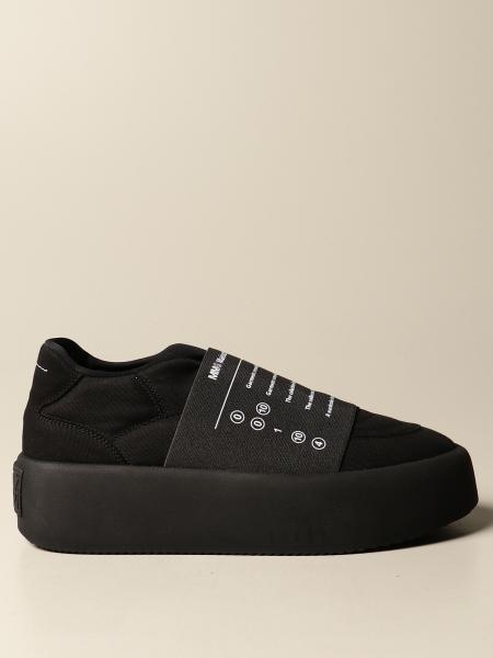 Maison Margiela: Mm6 Maison Margiela platform sneakers