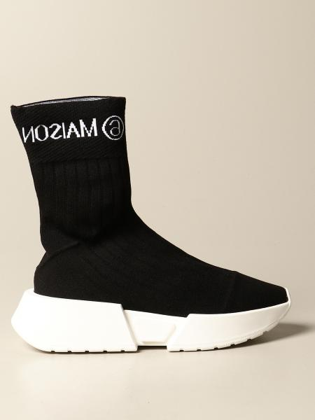 Maison Margiela: Mm6 Maison Margiela sock sneakers