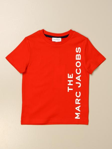 T-shirt Little Marc Jacobs con logo