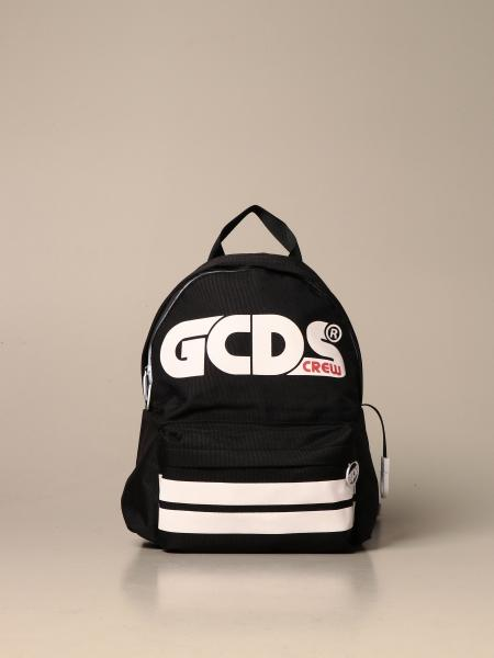 Gcds backpack in canvas with logo
