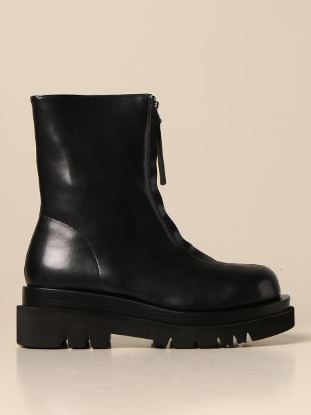 Dozed Jeffrey Campbell ankle boot in synthetic leather
