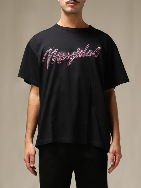Maison Margiela: Mm6 Maison Margiela t-shirt with logo