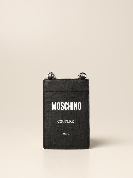 Cover men Moschino Couture