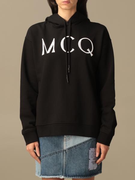 Sweatshirt damen Mcq Mcqueen