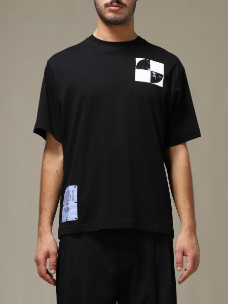 Alexander Mcqueen: Camiseta hombre Mcq Mcqueen