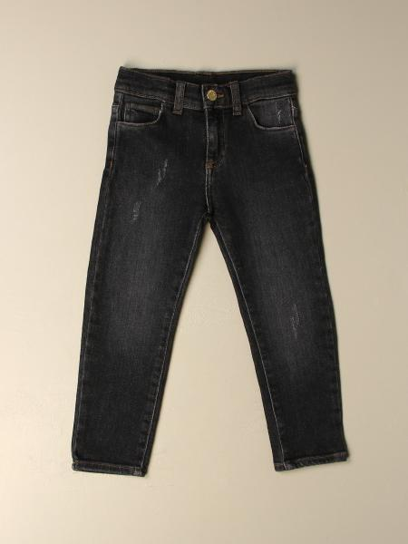 Douuod in denim used jeans with tears