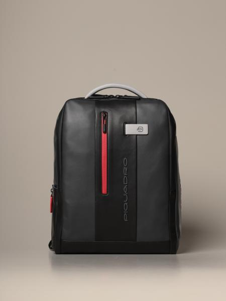Piquadro: Piquadro PC and iPad backpack with Urban anti-theft cable
