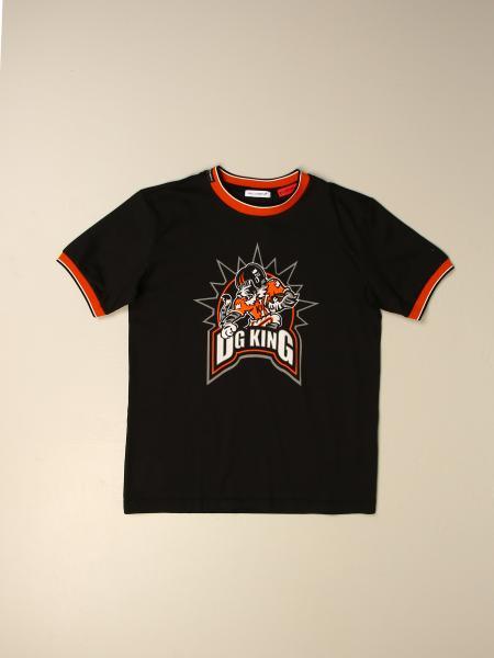 Dolce & Gabbana T-shirt with DG King logo