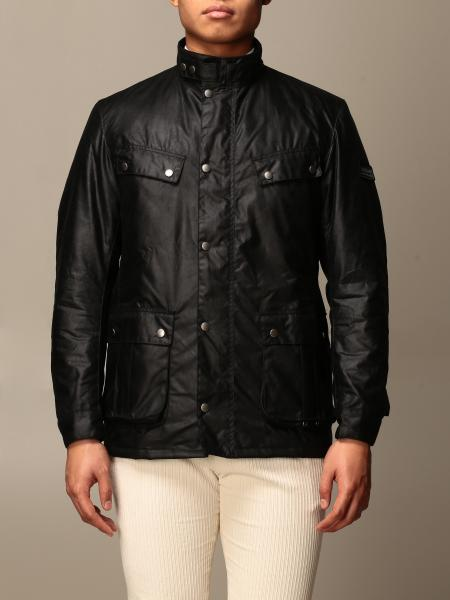 Barbour: Giacca Barbour in cotone spalmato