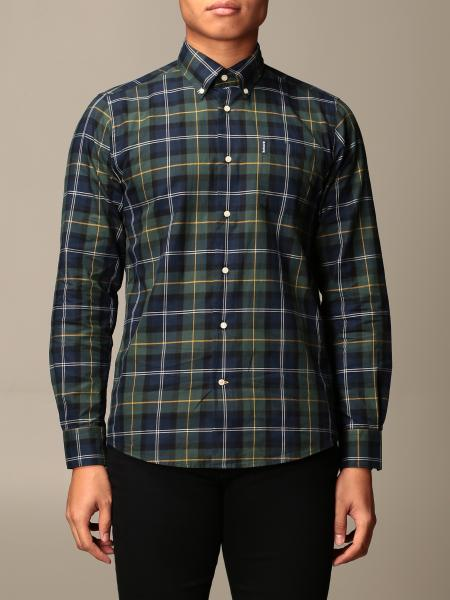 Shirt men Barbour