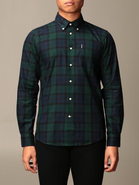 Рубашка Мужское Barbour