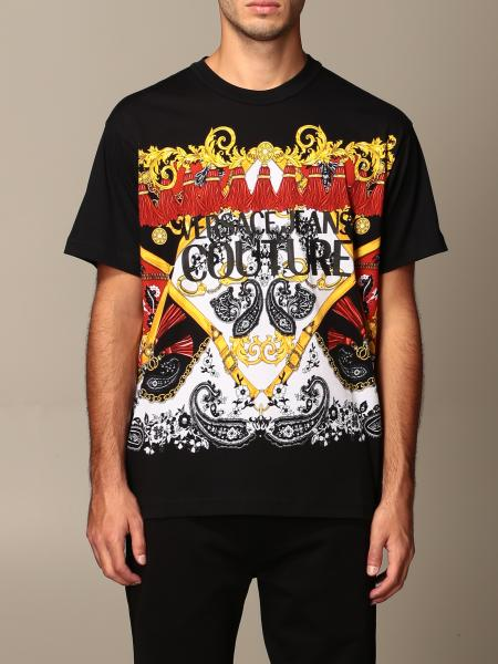 Camiseta hombre Versace Jeans Couture