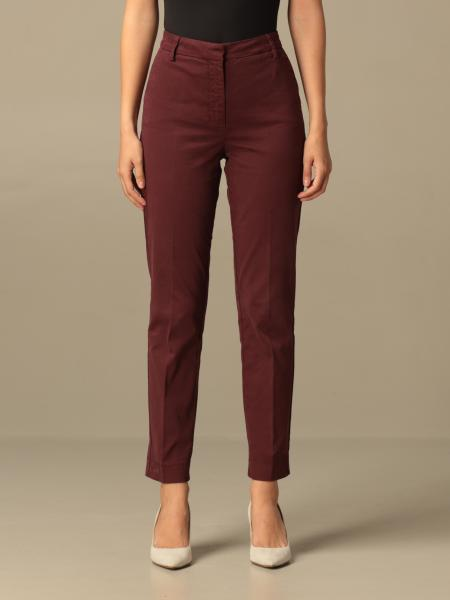Manila Grace: Manila Grace high-waisted trousers