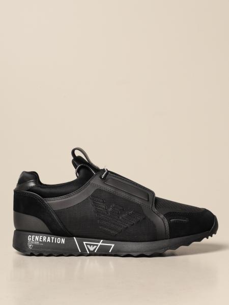 Zapatillas hombre Emporio Armani