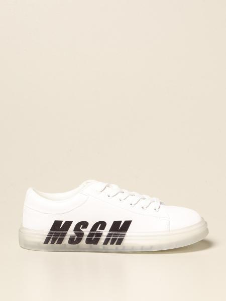 Chaussures enfant Msgm Kids