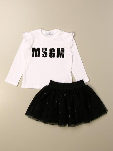 Ensemble enfant Msgm Kids