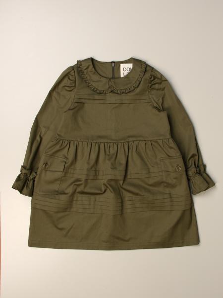 连衣裙 儿童 Douuod