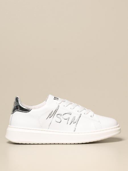 Baskets femme Msgm
