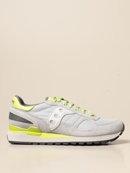 Saucony: Saucony sneakers in canvas and suede