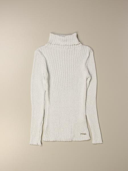 Pinko kids: Pinko basic ribbed turtleneck