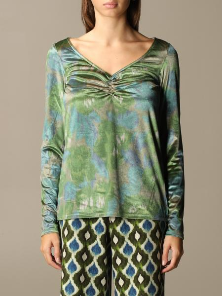 Maliparmi floral patterned top