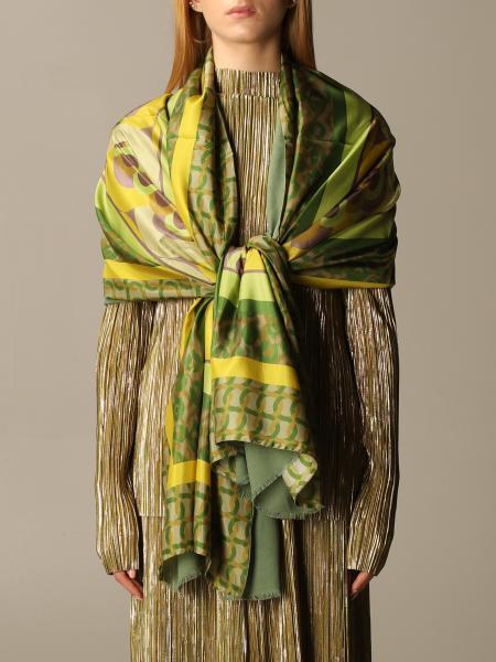 écharpe femme Maliparmi
