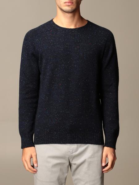 Gran Sasso: Gran Sasso crewneck sweater in cashmere