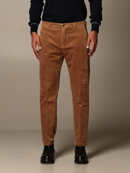 Department Five: Department Five ribbed trousers