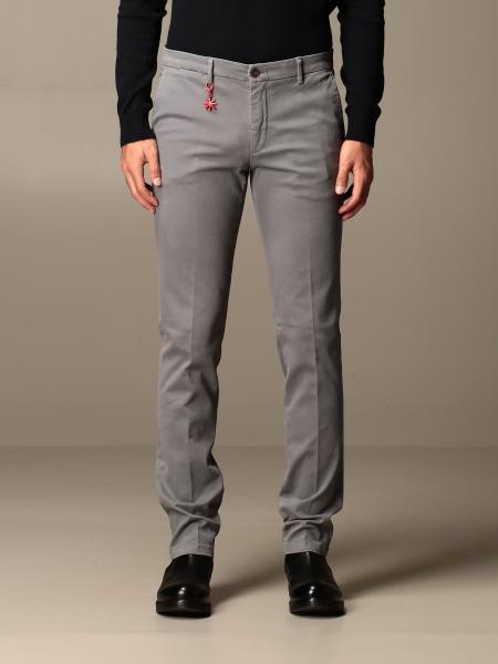 Manuel Ritz men: Trousers men Manuel Ritz