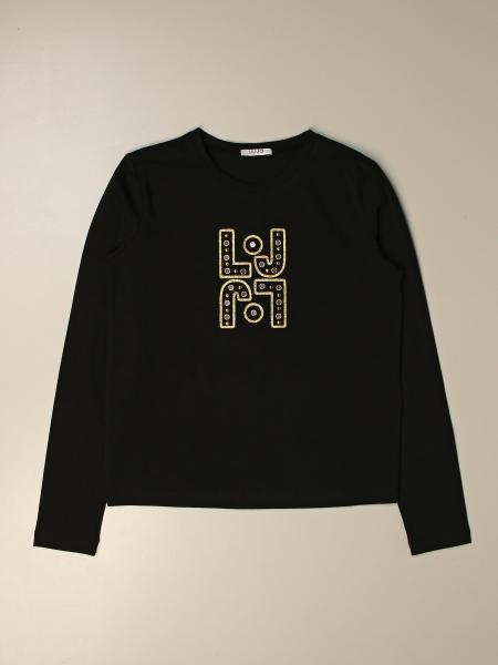Liu Jo kids: Liu Jo T-shirt with logo
