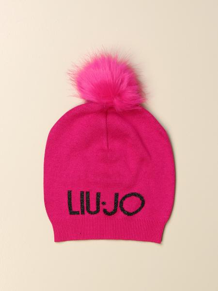 Liu Jo hat in cotton blend