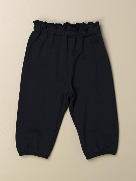 Pantalone Il Gufo in cotone stretch