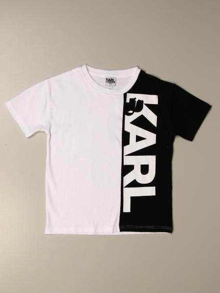 T-shirt kids Karl Lagerfeld Kids