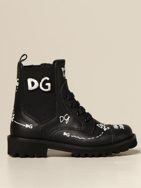 Stivaletto Back to school Dolce & Gabbana in pelle